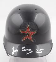 Jose Cruz Signed Astros Mini Helmet (JSA COA) at PristineAuction.com
