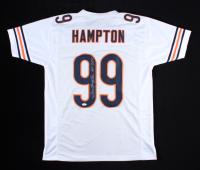 "Dan Hampton Signed Jersey Inscribed ""HOF 2002"" (JSA COA) at PristineAuction.com"