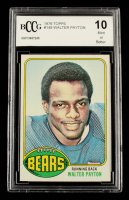 Walter Payton 1976 Topps #148 RC (BCCG 10) at PristineAuction.com