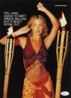 Britney Spears Signed 9x12 Magazine Photo (JSA Hologram) at PristineAuction.com