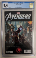 """2015 """"The Avengers"""" Issue #1 Marvel Comic Book (CGC 9.4) at PristineAuction.com"""