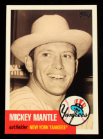Mickey Mantle 2007 Topps Mickey Mantle Story #MMS23 at PristineAuction.com