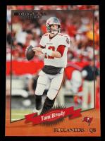 Tom Brady 2020 Donruss Retro '00 #27 at PristineAuction.com