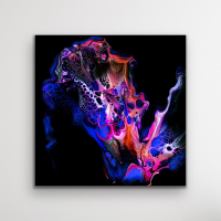 """Cessy """"Lucid"""" 24x24 Print at PristineAuction.com"""