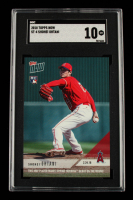 Shohei Ohtani 2018 Topps Now Spring Training #ST4 (SGC 10) at PristineAuction.com