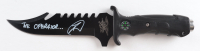 """Robert O'Neill Signed Navy SEAL Combat Knife Inscribed """"The Operator..."""" (PSA COA) at PristineAuction.com"""