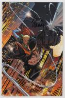 "Donny Cates & Ryan Stegman Signed 2020 ""Venom"" Issue #26 Marvel Comic Book (Unknown Comics COA) at PristineAuction.com"