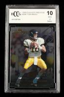 Tom Brady 2000 Playoff Prestige #286 RC #2225/2500 (BCCG 10) at PristineAuction.com