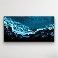 "Cessy ""Storm"" 18x36 Print at PristineAuction.com"