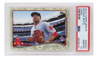 Mookie Betts 2014 Topps Update Camo #US301 #91/99 (PSA 10) at PristineAuction.com