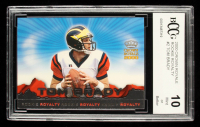 Tom Brady 2000 Crown Royale Rookie Royalty #2 (BCCG 10) at PristineAuction.com