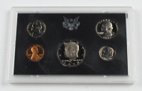 1972 United States Mint Proof Set with (5) Coins at PristineAuction.com
