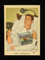 Ted Williams 1959 Fleer #41 1950 Ted Recovers at PristineAuction.com