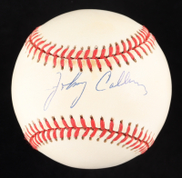 Johnny Callison Signed ONL Baseball (PSA COA) at PristineAuction.com