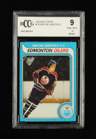 Wayne Gretzky 1979-80 Topps #18 RC (BCCG 9) at PristineAuction.com