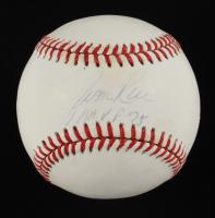 "Jim Rice Signed OAL Baseball Inscribed ""M.V.P. 78"" (PSA COA) at PristineAuction.com"