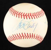 """Steve Garvey Signed ONL Baseball Inscribed """"1974 NL MVP"""" (PSA COA) at PristineAuction.com"""