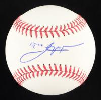 Hunter Pence Signed OML Baseball (PSA COA) at PristineAuction.com