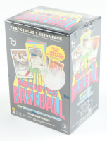 2013 Topps Archives Baseball Blaster Box with (7) Packs Plus 1 Extra Pack at PristineAuction.com