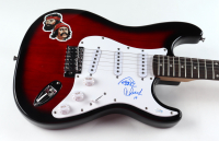 """Tommy Chong & Cheech Marin Signed 39"""" Electric Guitar (ACOA Hologram) at PristineAuction.com"""