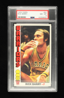 Rick Barry 1976-77 Topps #50 (PSA 8) at PristineAuction.com