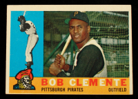 Roberto Clemente 1960 Topps #326 at PristineAuction.com