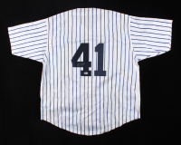 Miguel Andujar Signed Jersey (Beckett Hologram) at PristineAuction.com