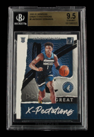 Anthony Edwards 2020-21 Donruss Great X-Pectations #1 (BGS 9.5) at PristineAuction.com