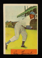 Don Newcombe 1954 Bowman #154 at PristineAuction.com