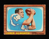 Lance Alworth 1966 Topps #119 at PristineAuction.com