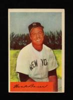 Hank Bauer 1954 Bowman #129 at PristineAuction.com