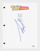 "Tim Allen Signed ""Toy Story"" Movie Script (AutographCOA COA) at PristineAuction.com"