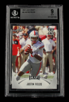 Justin Fields 2021 Leaf Draft #2 (BGS 9) at PristineAuction.com