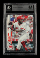 Aristides Aquino 2020 Topps Opening Day #147 RC (BGS 8.5) at PristineAuction.com