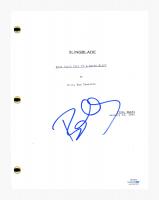 "Billy Bob Thornton Signed ""Sling Blade"" Movie Script (AutographCOA COA) at PristineAuction.com"