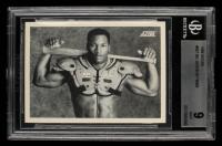 Bo Jackson 1990 Score #697 FB / BB (BGS 9) at PristineAuction.com