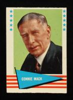 Connie Mack 1961 Fleer #123 at PristineAuction.com