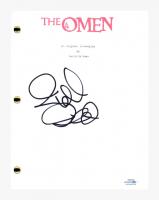 "Richard Donner Signed ""The Omen"" Movie Script (AutographCOA COA) at PristineAuction.com"