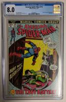 "1972 ""Amazing Spider-Man"" Issue #115 Marvel Comic Book (CGC 8.0) at PristineAuction.com"