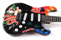 """Cheech Marin & Tommy Chong Signed 40"""" Electric Guitar (Beckett COA) at PristineAuction.com"""