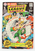 """1968 """"Justice League of America"""" Issue #67 DC Comic Book at PristineAuction.com"""
