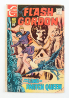 """1969 """"Flash Gordon: In The Land Of The Witch Queen"""" Issue #14 Charlton Comic Book at PristineAuction.com"""