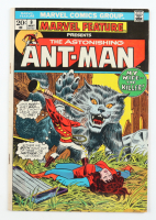 """1973 """"The Astonishing Ant-Man"""" Issue #9 Marvel Comic Book at PristineAuction.com"""