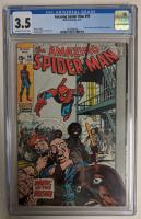 "1971 ""Amazing Spider-Man"" Issue #99 Marvel Comic Book (CGC 3.5) at PristineAuction.com"
