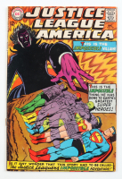 """1968 """"Justice League of America"""" Issue #59 DC Comic Book at PristineAuction.com"""