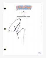 "Pauly Shore Signed ""Encino Man"" Movie Script (AutographCOA COA) at PristineAuction.com"
