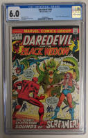 "1973 ""Daredevil"" Issue #101 Marvel Comic Book (CGC 6.0) at PristineAuction.com"