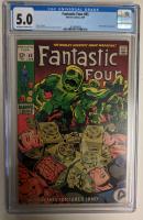 "1969 ""Fantastic Four"" Issue #85 Marvel Comic Book (CGC 5.0) at PristineAuction.com"