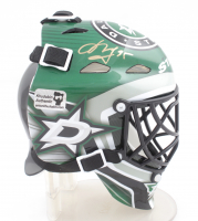 Anton Khudobin Signed Stars Mini Goalie Mask (Khudobin COA) at PristineAuction.com