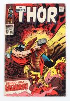 """1968 """"The Mighty Thor: Aragnarok"""" Issue #157 Marvel Comic Book at PristineAuction.com"""